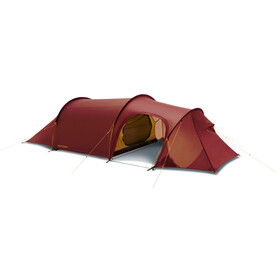 Nordisk Oppland 3 Light Weight Tent SI Burnt Red